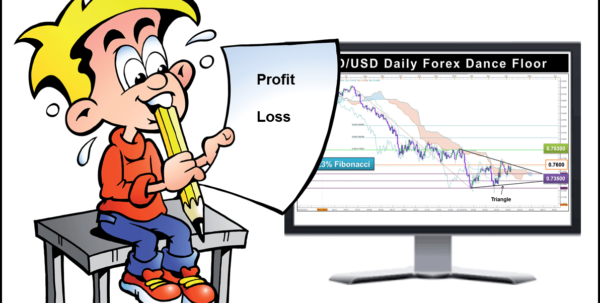 Forex Spreadsheet Pertaining To Review Of Profit And Losses In Forex Trading Boy Looking At