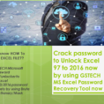 Forgot Password To Excel Spreadsheet Throughout How To Get Ms Excel Password Back If It's Lost And Excel Password