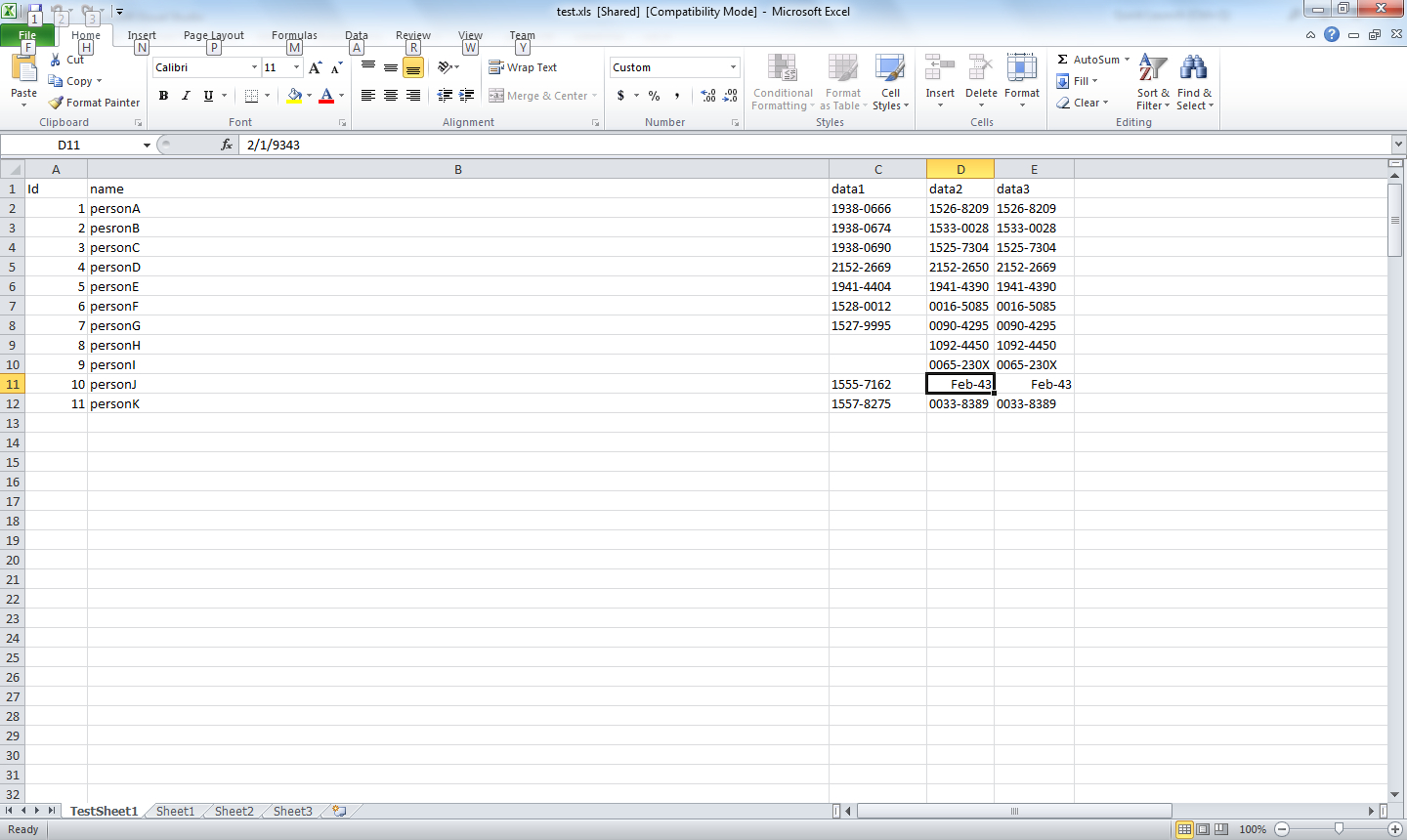 Formatting Excel Spreadsheet In How To Change Format Of A Column Of Excel Sheet In C#?  Stack Overflow