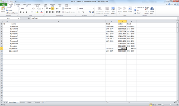 Formatting Excel Spreadsheets Regarding How To Change Format Of A Column Of Excel Sheet In C#?  Stack Overflow