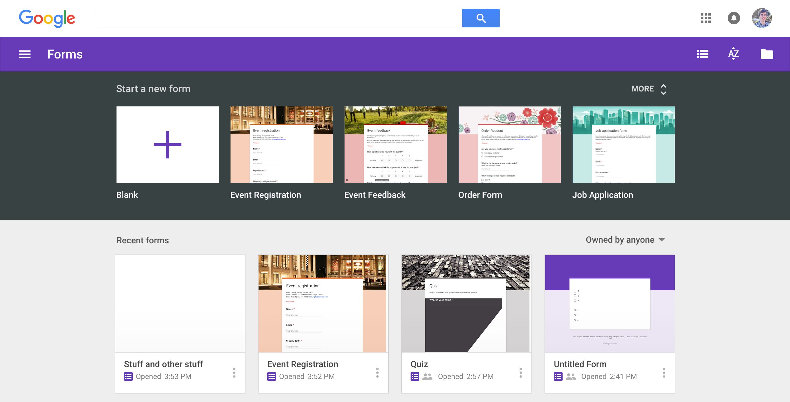 Forms Google Com Spreadsheet For Google Forms Guide: Everything You Need To Make Great Forms For Free