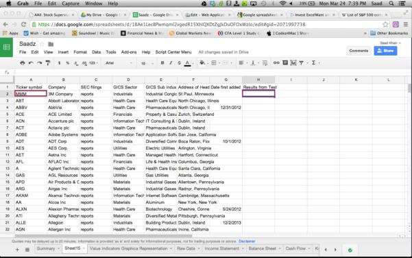 Formula For Google Spreadsheet Inside How Do I Write A Formula In Google Spreadsheets To To Compare Two