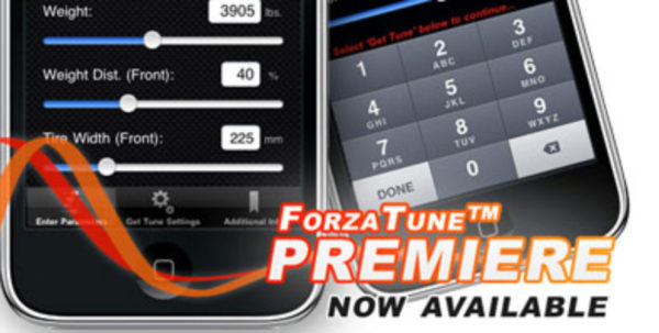 Forza 6 Tuning Spreadsheet For Forzatune Premiere Available Now  Forzatune