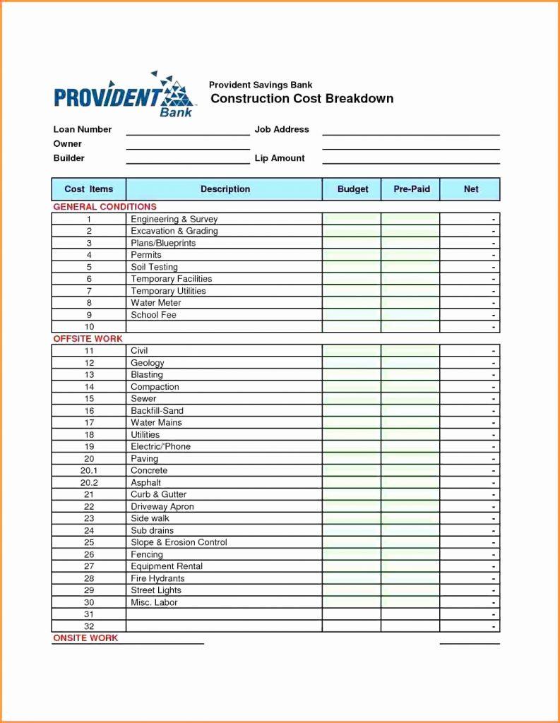 Framing Takeoff Spreadsheet Pertaining To Construction Take Off Spreadsheets 50 Best Of Framing Takeoff
