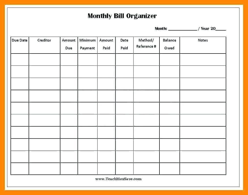 Free Bill Tracking Spreadsheet With Regard To Bill Tracker Template Google Docs Pdf Spreadsheet Expenses Uk