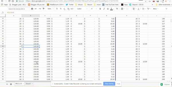 Free Bitconnect Compounding Spreadsheet In Bitconnect Compounding Spreadsheet Compound Interest Excel Download