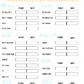 Free Budget Spreadsheet Printable Inside The 6 Most Popular Free Budget Printables  Lw Vogue