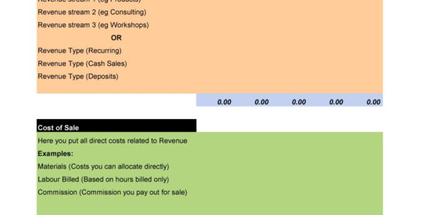 Free Cash Flow Spreadsheet With 40  Free Cash Flow Statement Templates  Examples  Template Lab