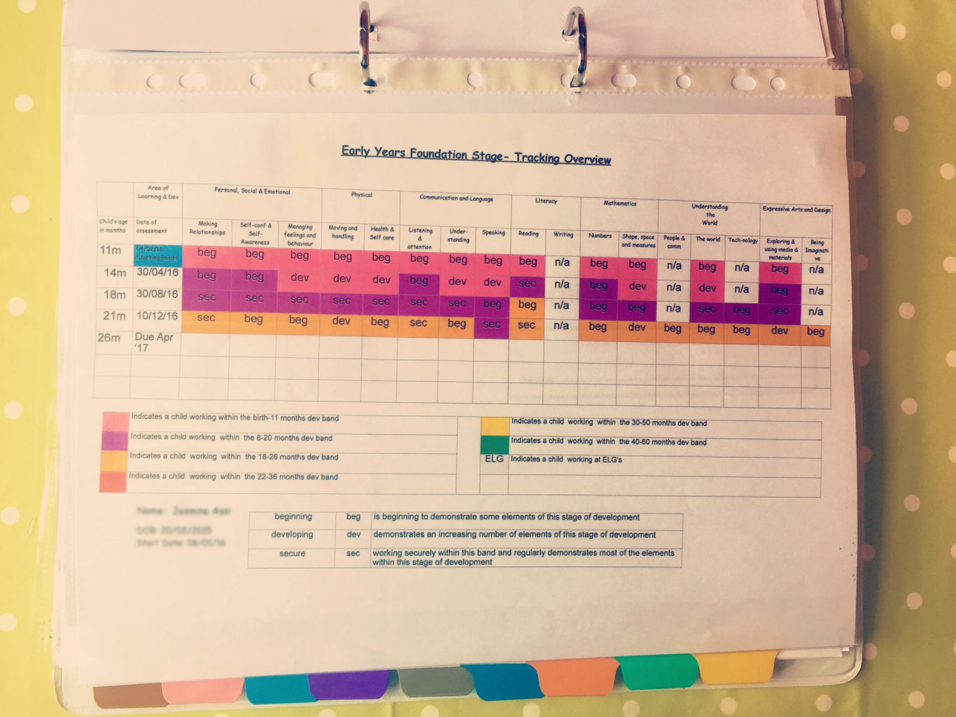 Free Childminding Accounts Spreadsheet For How I Organise My Learning Journeys  Clare's Little Tots