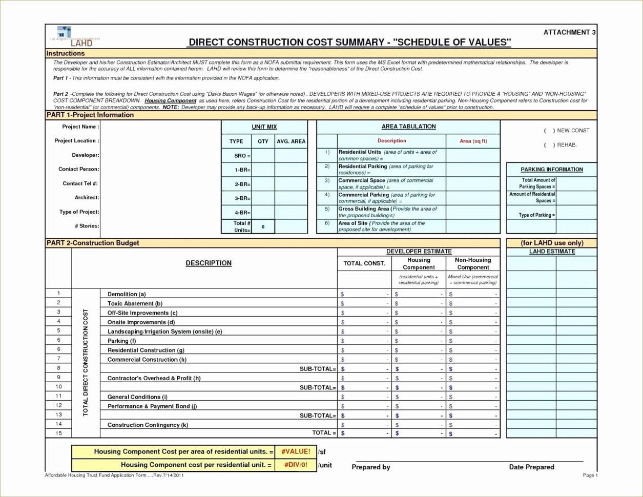 Free Construction Schedule Spreadsheet Throughout Free Construction Schedule Spreadsheet Or Construction Estimate