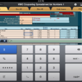 Free Coupon Spreadsheet With Wmc Couponing Spreadsheet Program  As Seen On Extreme Couponing