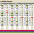 Free Employee Training Tracker Excel Spreadsheet In Free Excel Training Sheets Download Tutorials For Beginners Online