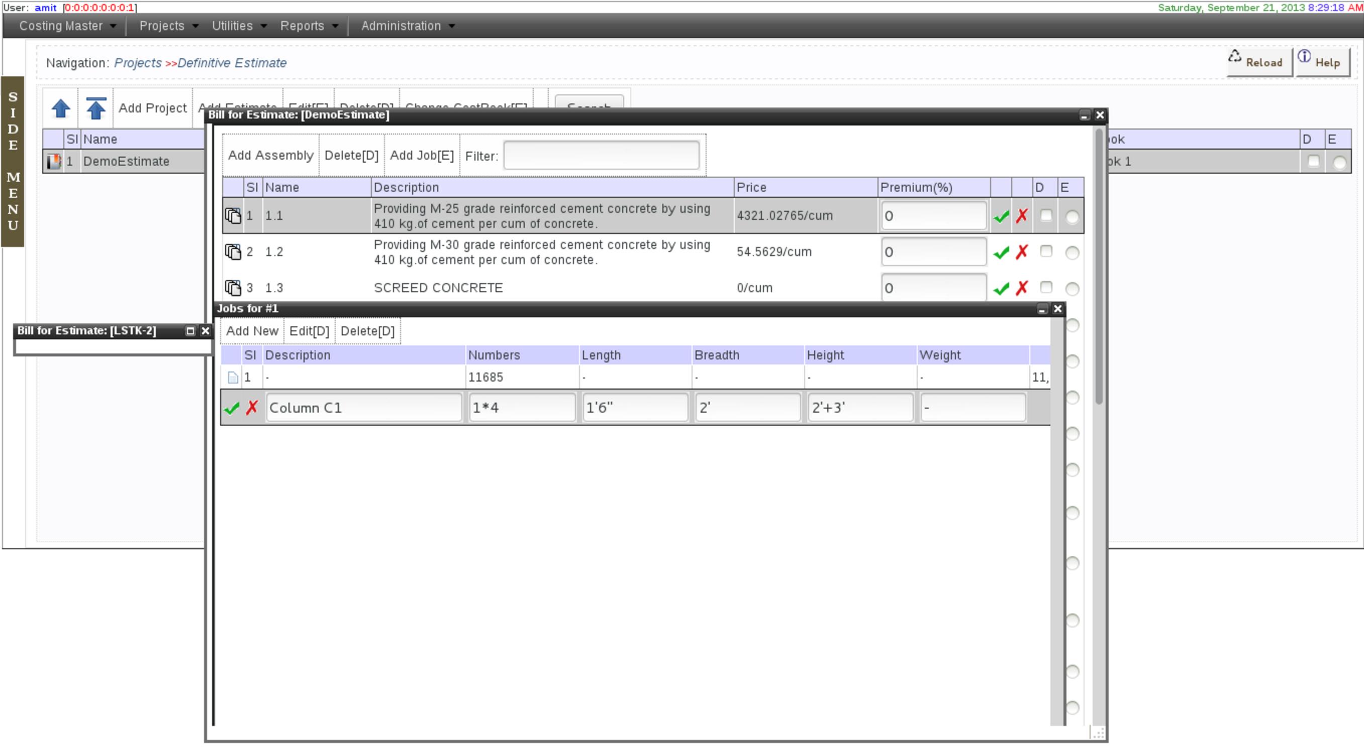 Free Estimating Spreadsheet With 5 Free Construction Estimating  Takeoff Products Perfect For Smbs