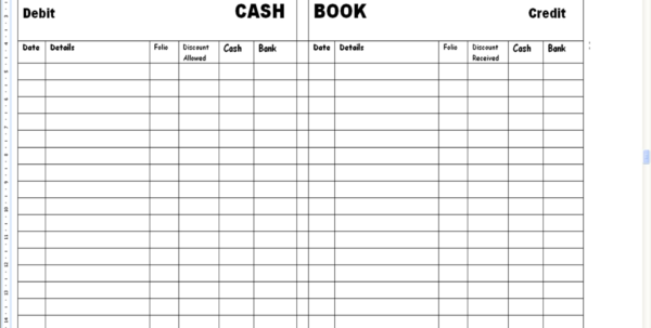 Free Excel Bookkeeping Spreadsheet Regarding 007 Free Excel Accounting Templates Small Business Keep Accounts In