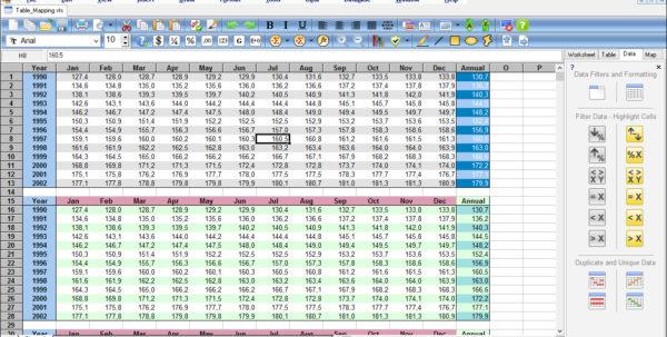 Free Excel Spreadsheet App Regarding Best Free Spreadsheet Software On Spreadsheet App How To Create An Free Excel Spreadsheet App Printable Spreadsheet