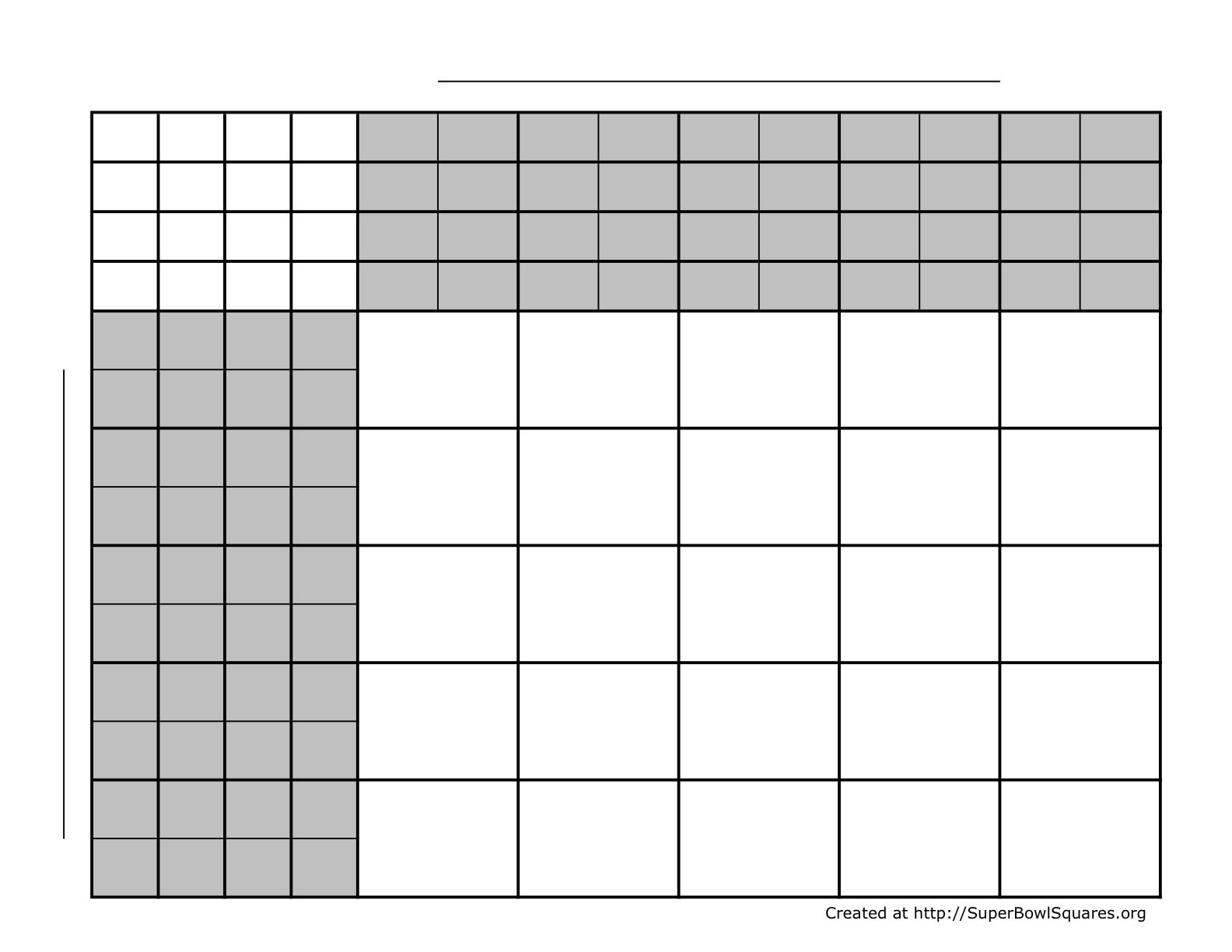 Free Football Pontoon Spreadsheet Pertaining To Football Squares  Super Bowl Squares  Play Football Squares Online