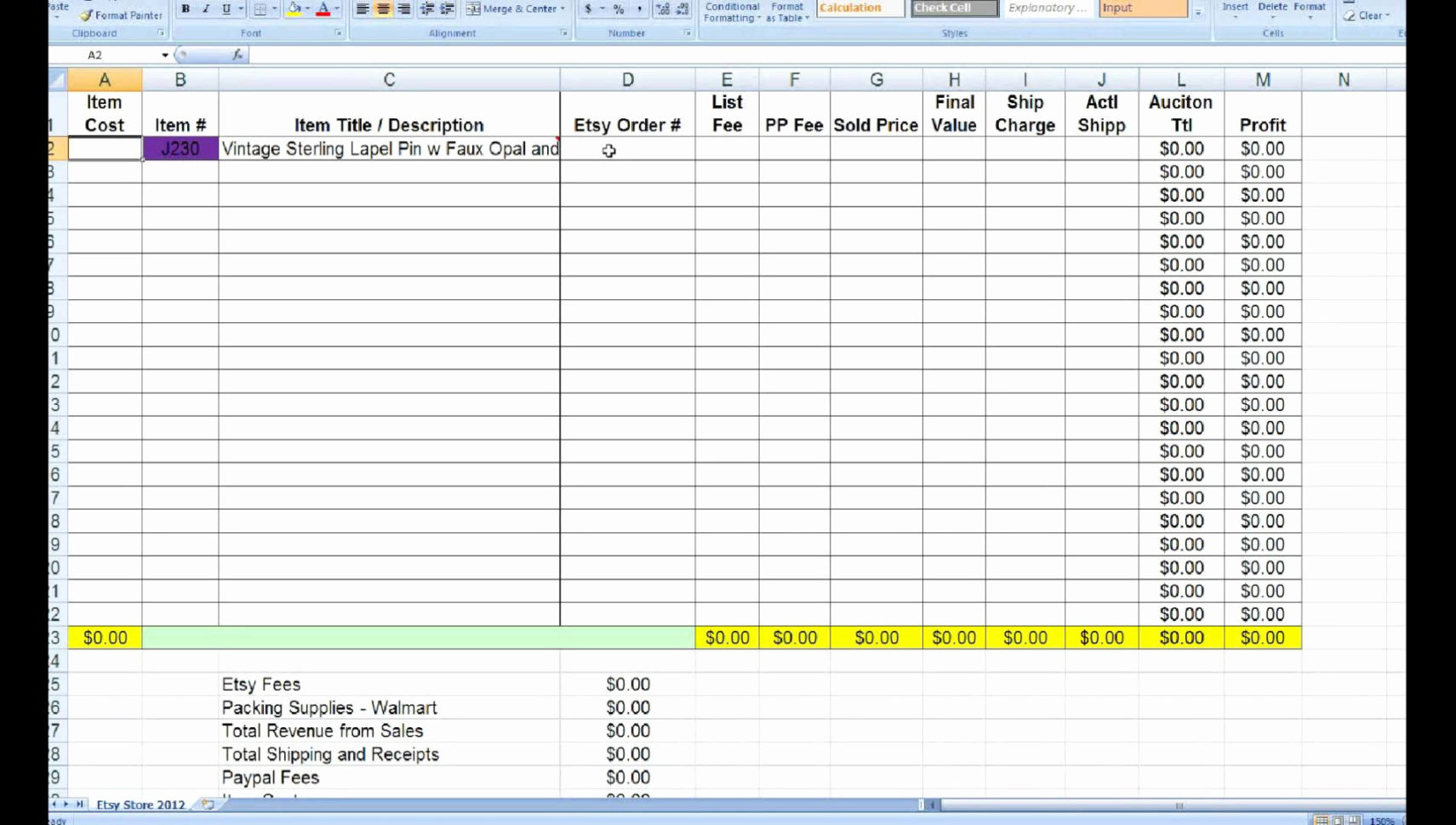 Free Golf Eclectic Spreadsheet With Spreadsheet Software Programs  Spreadsheet Collections