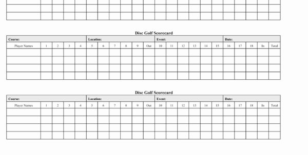 Free Golf League Excel Spreadsheet With Regard To Golf League Excel Spreadsheet Stats Template Luxury How To Do