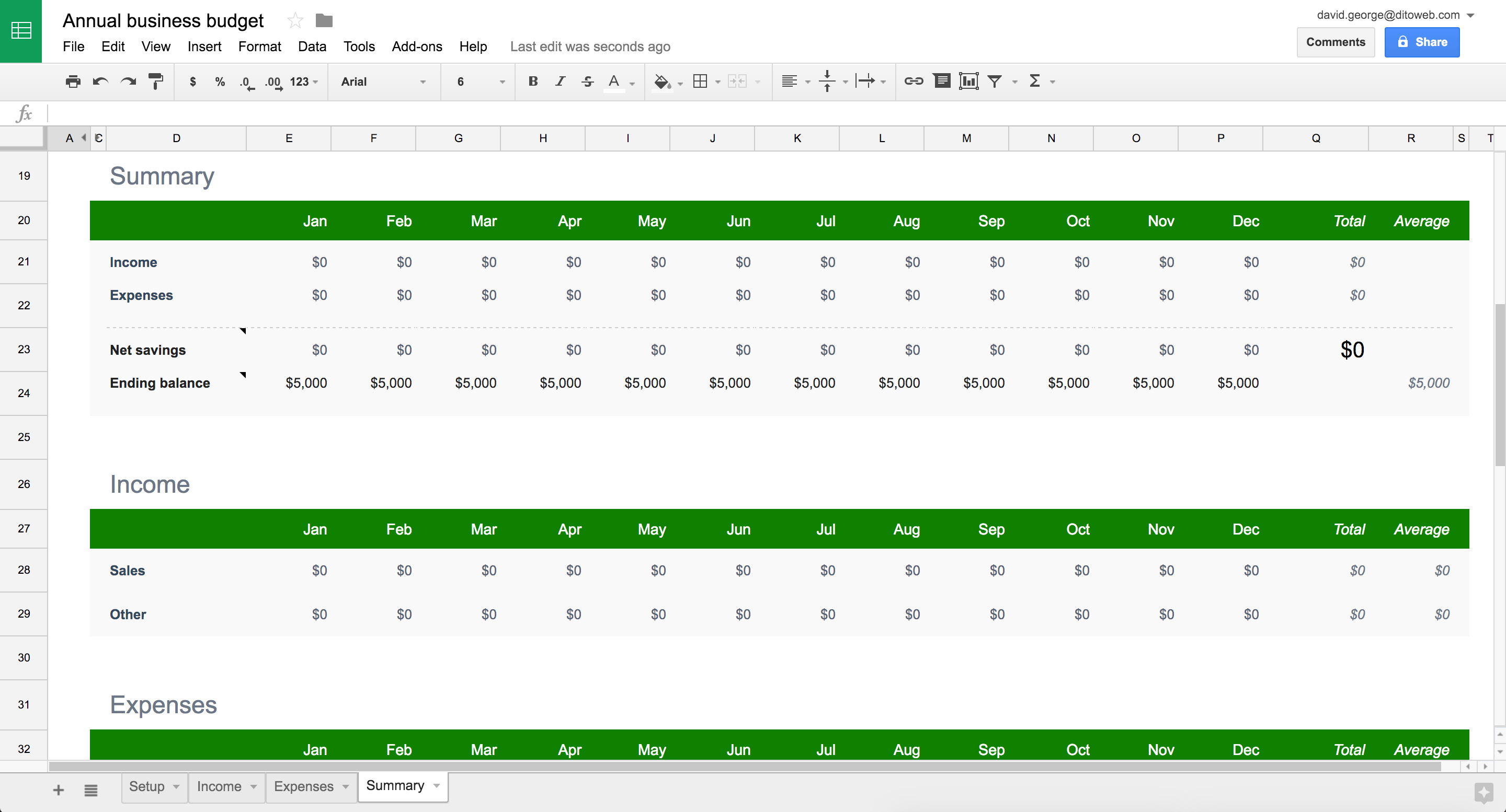 Free Google Budget Spreadsheet Throughout New Professionallydesigned Templates For Docs, Sheets,  Slides