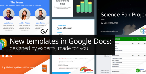 Free Google Spreadsheet Inside New Professionallydesigned Templates For Docs, Sheets,  Slides