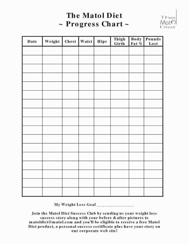 Free Group Weight Loss Spreadsheet Template Regarding Weight Loss Goals Template Unique Group Weight Loss Challenge