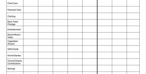 Free Income And Expense Spreadsheet Pertaining To Business Expenses Spreadsheet Free Expense Report Templates