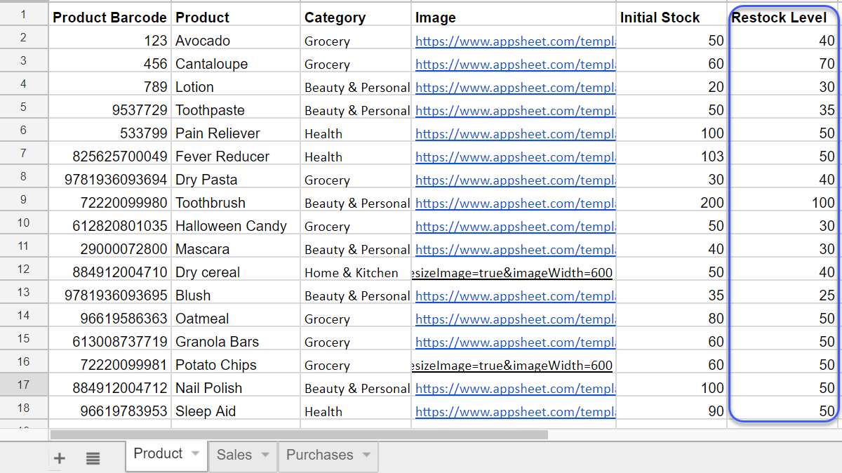 Free Inventory Spreadsheet Template Google Sheets Throughout How To Turn Google Sheets Into An Inventory Management App