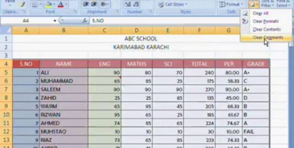 Free Online Excel Spreadsheet Inside Learning Basic Excel Spreadsheets Tutorial Free Course Workbook