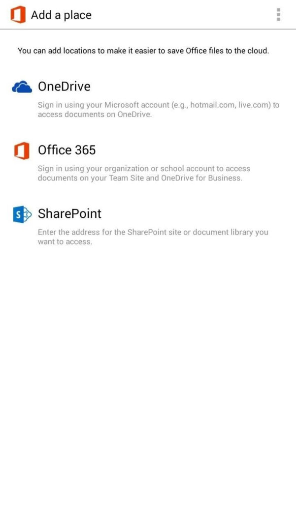 Free Online Spreadsheet No Sign Up With How To Create  Edit Documents Using Microsoft Office For Android