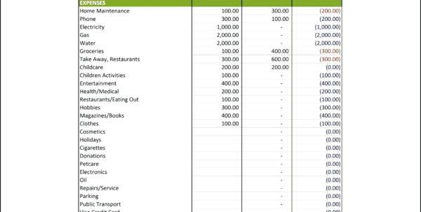 Free Printable Blank Spreadsheet For Free Printable Spreadsheets Blank Free Blank Spreadsheet Template