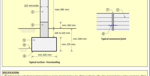 Free Retaining Wall Design Spreadsheet With Regard To Masonry Spreadsheets