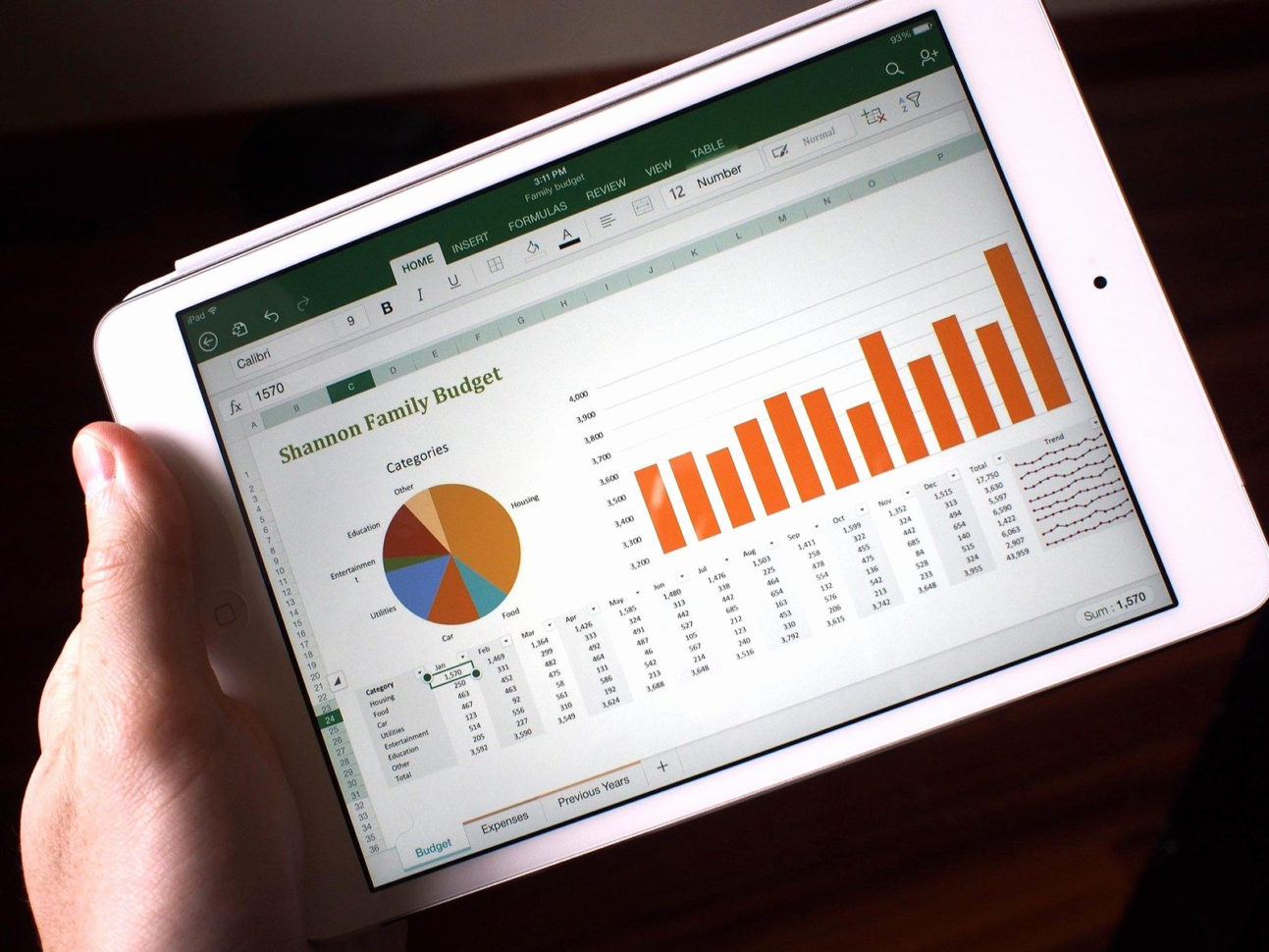 Free Spreadsheet App For Iphone In Best Tablet For Excel Spreadsheets Spreadsheet Ms Examples Of