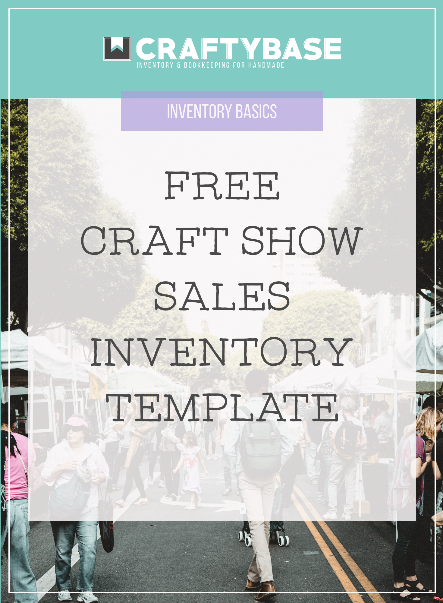 Free Spreadsheet For Craft Business For Free Craft Show Inventory Template