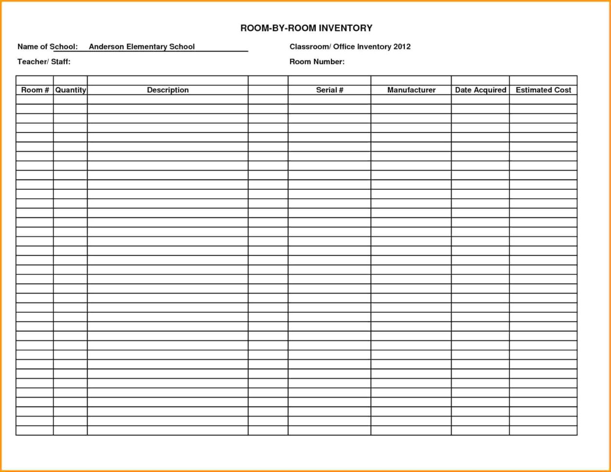 Free Spreadsheet For Craft Business In Inventory Worksheet Template Craft Business Inventory Template