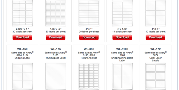 Free Spreadsheet For Mac For Label Templates For Pages For A Mac Released  Worldlabel Blog