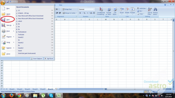 Free Spreadsheet For Windows 7 Throughout Microsoft Excel  Latest Version 2019 Free Download