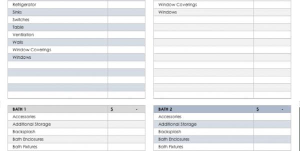 Free Spreadsheet Software For Windows 7 For Project Estimationmplate Samples Free Estimatemplates Smartsheet