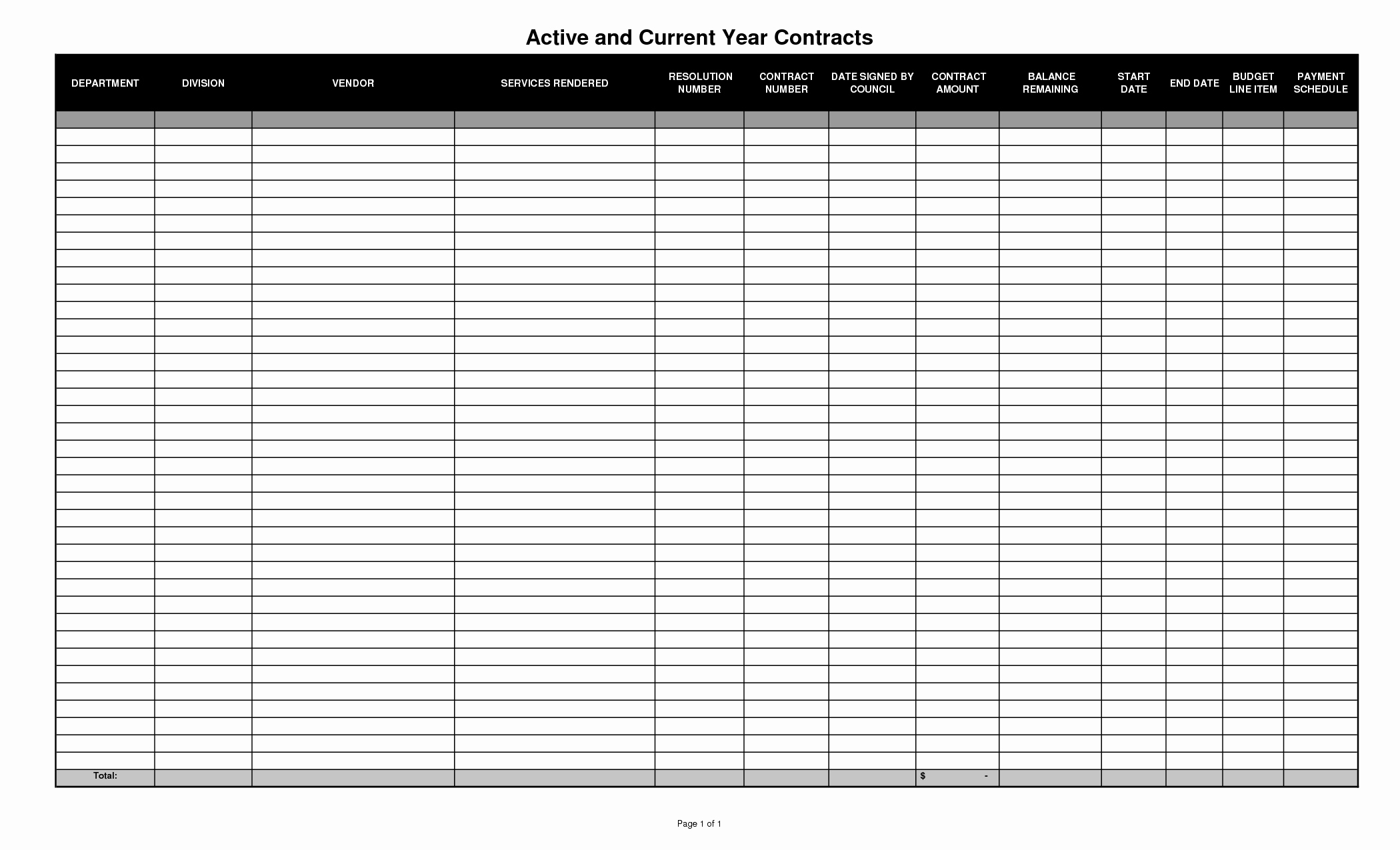 Free Spreadsheet Template for Lodeling – Just Another Wordpress Site