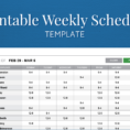 Free Staff Rota Spreadsheet In Free Printable Weekly Work Schedule Template For Employee Scheduling