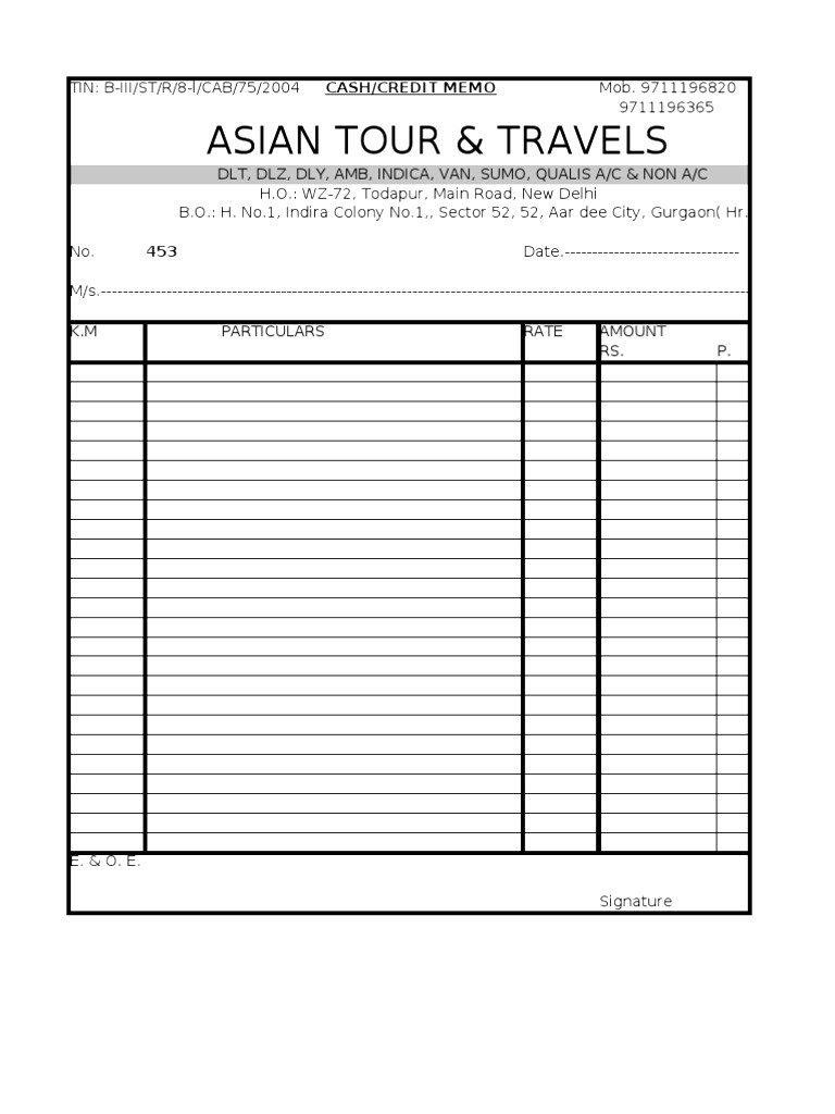 Free Taxi Driver Spreadsheet Throughout Taxi Bill Template Cab Travel Receipt Format Yeniscale Spreadsheet