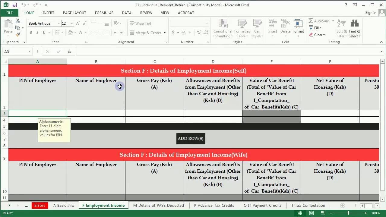Free Vat Return Spreadsheet Template Regarding 1213 Excel Vat Return Template  Wear2014