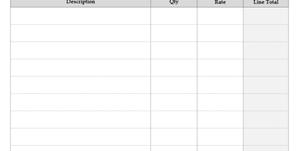 Free Vat Spreadsheet Template Within Consultant Invoice Template Free Vat For Uk Limited Company