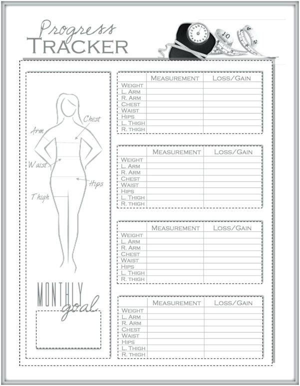 Free Weight Loss Spreadsheet Template With Template: Weight Loss Goal Setting Template The Best Worksheet Ideas