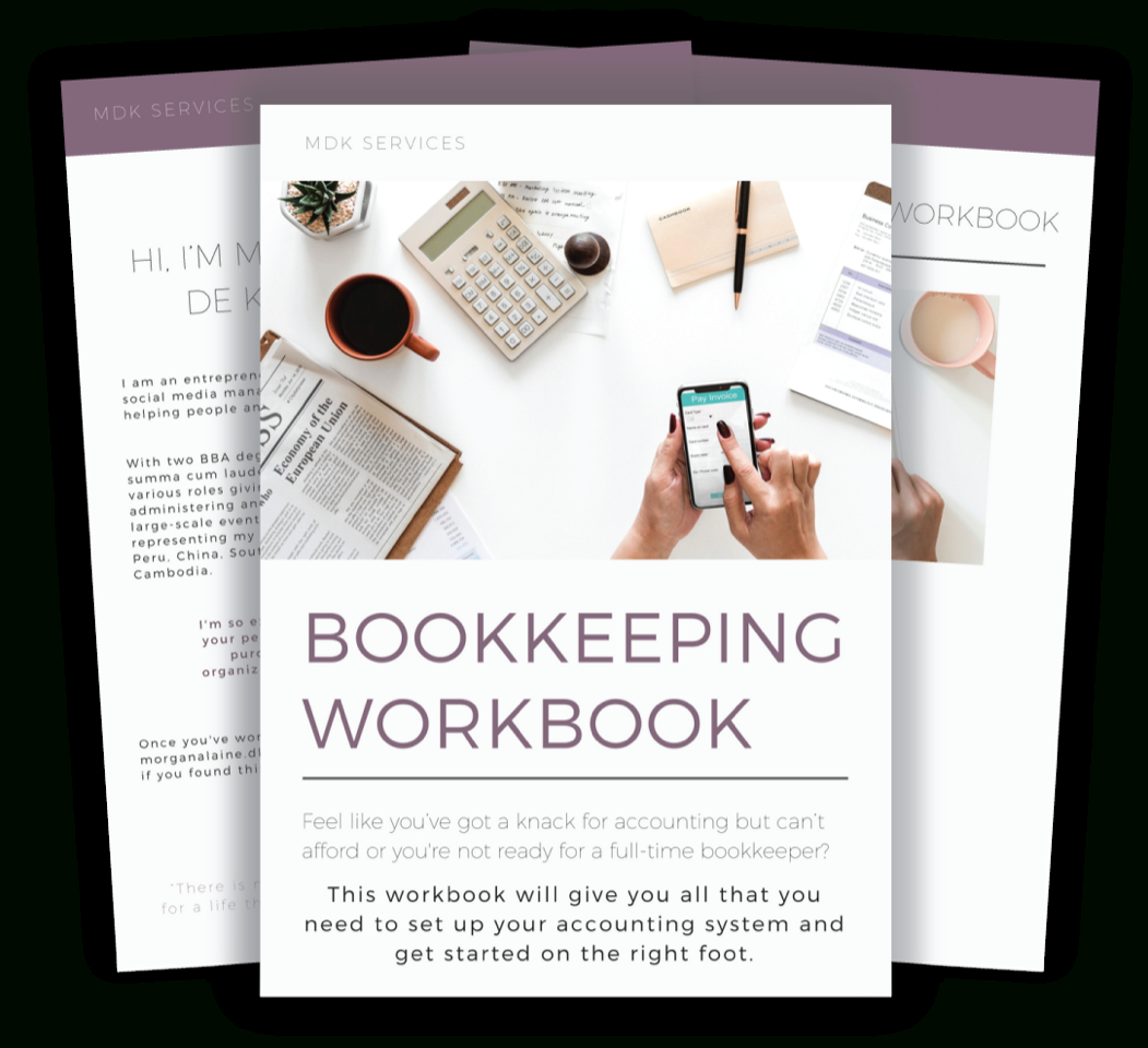 Freelance Bookkeeping Spreadsheet Throughout Freelance Archives  Mdk Services