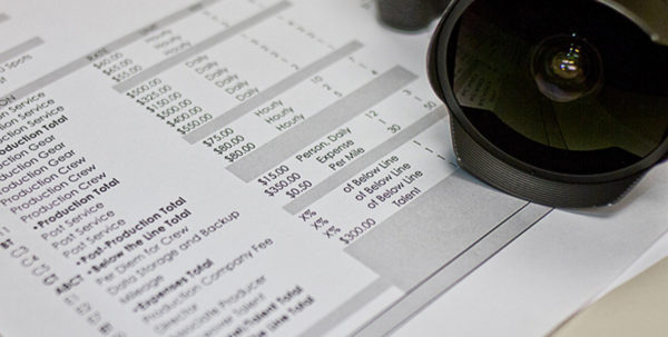 Freelance Budget Spreadsheet Within Budgets, Shotlists, And More: Free Templates For Freelance