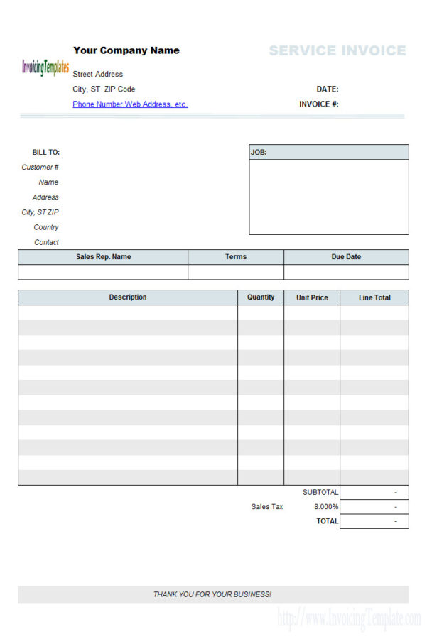 Freelance Spreadsheet Regarding Consultant Invoice Template Free And Service With Contractor Receipt