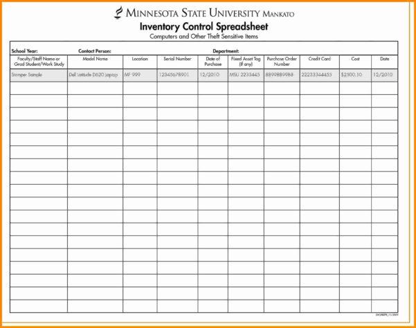 Freeware Inventory Control Spreadsheet Regarding 18 Tool Inventory Spreadsheet – Lodeling