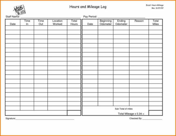Fuel Spreadsheet Throughout Mileage Form Template Excel Expense Spreadsheet Sheet Business