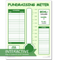Fundraising Spreadsheet Excel Within Fundraiser Tracking Spreadsheet Donation Tracker For Excel With