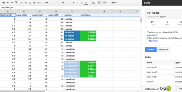G Spreadsheet Pertaining To 50 Google Sheets Addons To Supercharge Your Spreadsheets  The